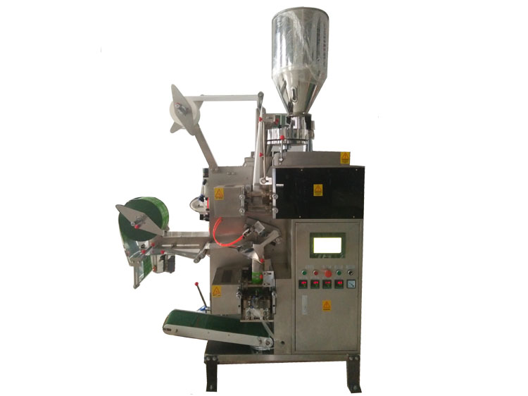 Inside and outside bag tea packing machine