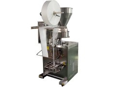 Tea packing machine, tea bag pa